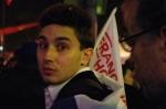 Place de la Bastille. 6 Mai 2012