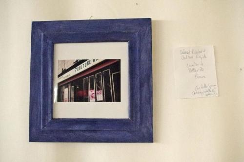 Photographie, peinture, amitié, compagnonnage d'art, Carrosse.